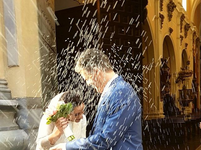 La boda de Carlos y Silvia en Zaragoza, Zaragoza 17