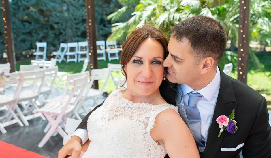 La boda de Jorge y M Carmen en Zaragoza, Zaragoza