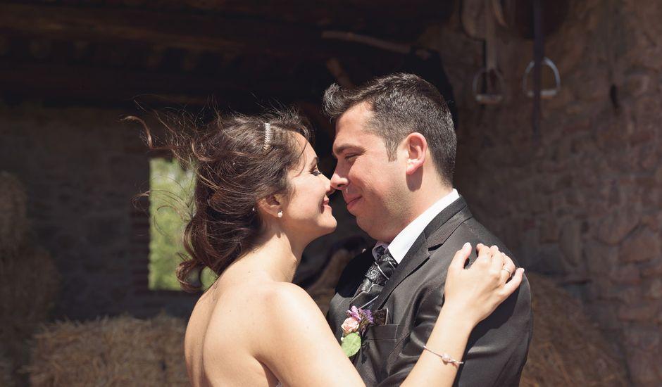 La boda de Sergi y Cris en Sant Fost De Campsentelles, Barcelona