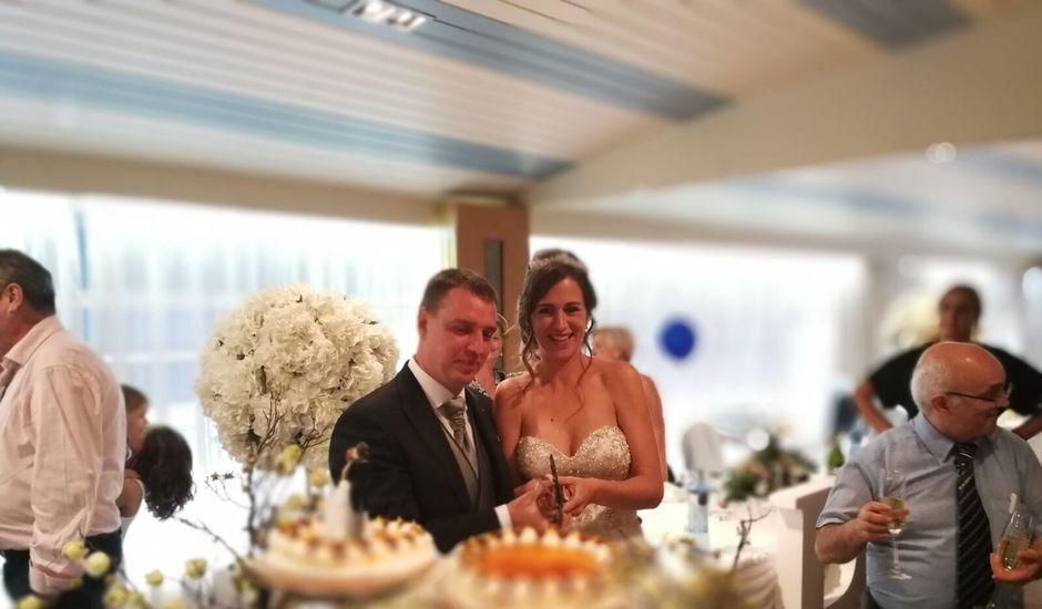 La boda de David y Bea en Castelldefels, Barcelona