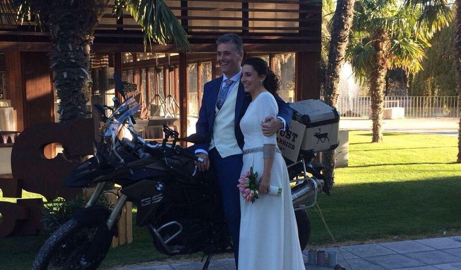 La boda de Carlos y Silvia en Zaragoza, Zaragoza
