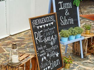 La boda de Silvia y Ismael 2