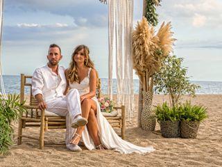 La boda de Silvia y Ismael