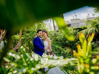La boda de Naiara y Juanjo