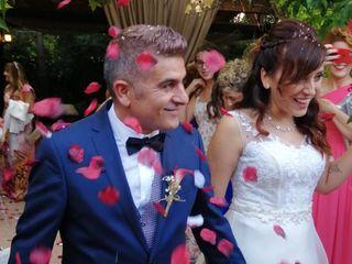 La boda de Virginia y Pedro