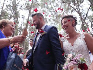 La boda de Maider y Francisco