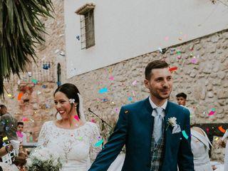 La boda de Angy y Tete 1
