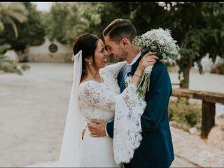 La boda de Angy y Tete
