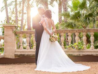 La boda de Thais y Marc