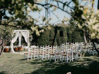 La boda de Estefania y Toni 1