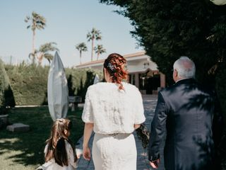 La boda de Estefania y Toni 3