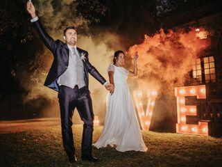 La boda de Patricia y Filippo