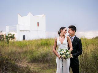 La boda de Hugo y Maria