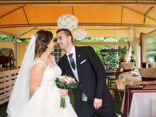 La boda de Lydia y Luismi