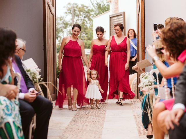 La boda de Paco y Charlotte en Alboraya, Valencia 2