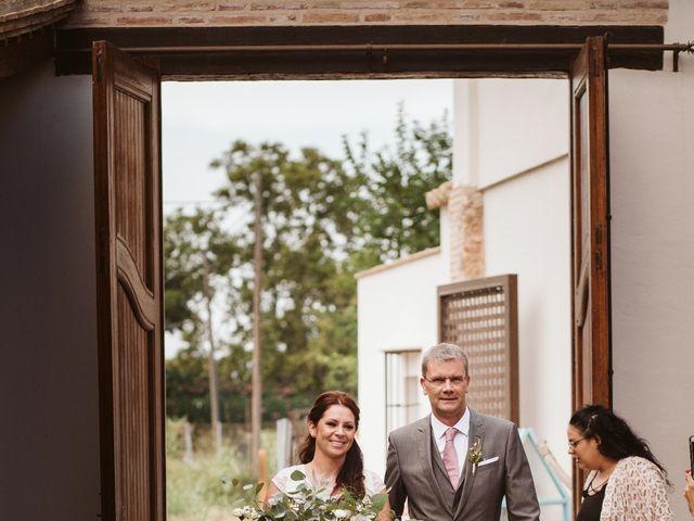 La boda de Paco y Charlotte en Alboraya, Valencia 7