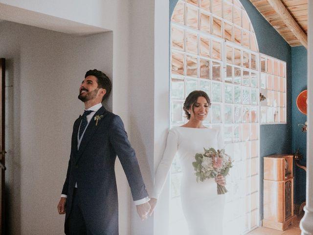 La boda de Bárbara y Jorge en Mazagon, Huelva 1