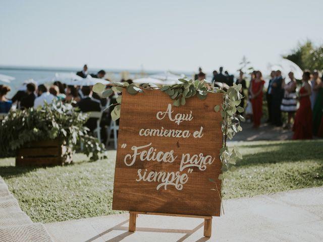 La boda de Bárbara y Jorge en Mazagon, Huelva 5