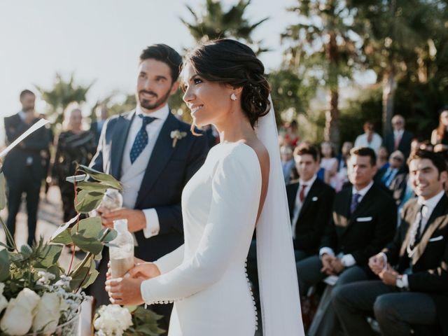 La boda de Bárbara y Jorge en Mazagon, Huelva 8