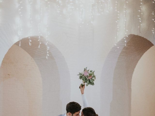 La boda de Bárbara y Jorge en Mazagon, Huelva 14