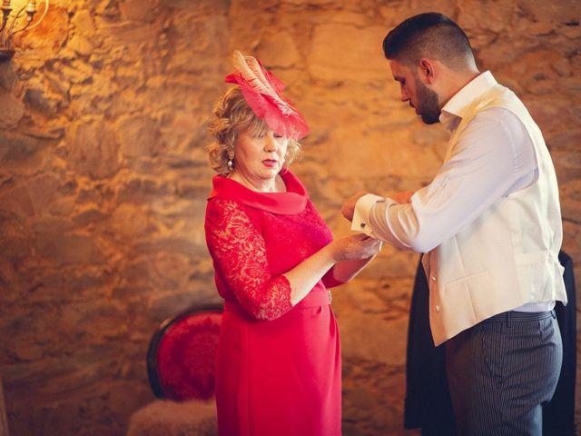 La boda de Adrián y María en San Tirso (Mens), A Coruña 11
