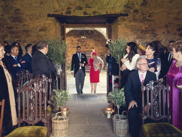La boda de Adrián y María en San Tirso (Mens), A Coruña 25