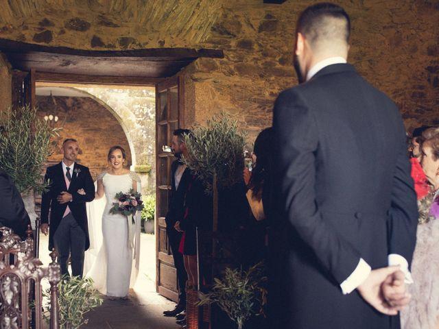 La boda de Adrián y María en San Tirso (Mens), A Coruña 27
