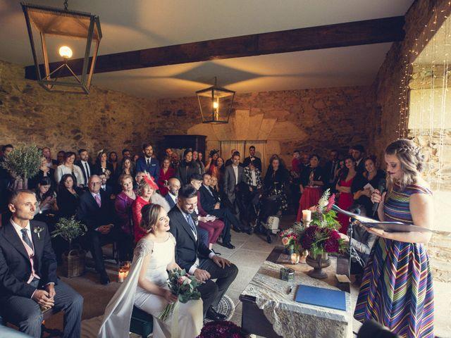 La boda de Adrián y María en San Tirso (Mens), A Coruña 30