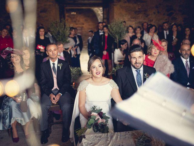 La boda de Adrián y María en San Tirso (Mens), A Coruña 31