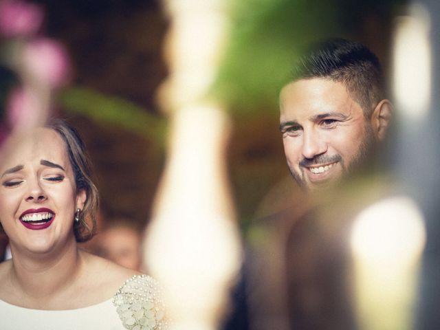 La boda de Adrián y María en San Tirso (Mens), A Coruña 32