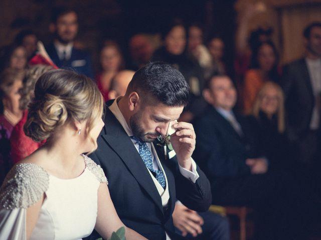 La boda de Adrián y María en San Tirso (Mens), A Coruña 34