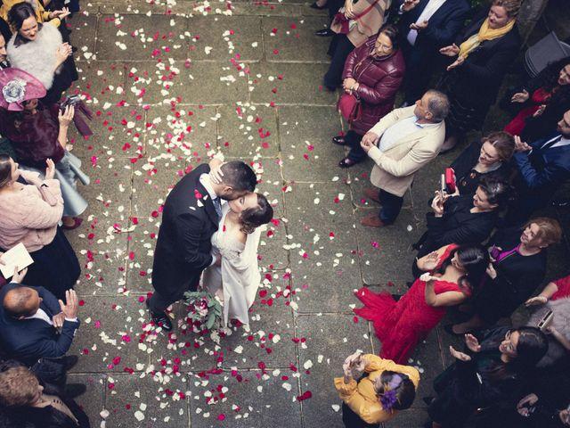 La boda de Adrián y María en San Tirso (Mens), A Coruña 46
