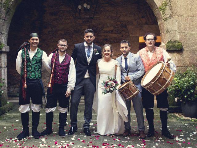 La boda de Adrián y María en San Tirso (Mens), A Coruña 47