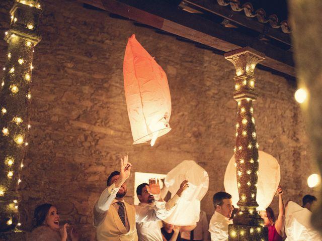 La boda de Adrián y María en San Tirso (Mens), A Coruña 61