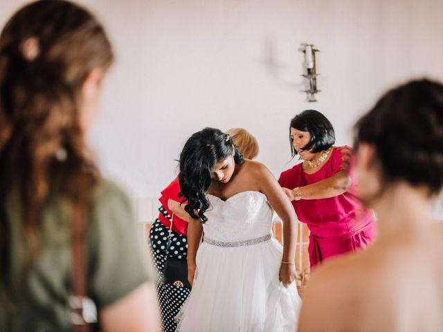 La boda de Abel y Adriana en Juneda, Lleida 14