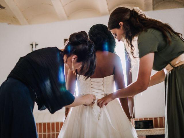 La boda de Abel y Adriana en Juneda, Lleida 17
