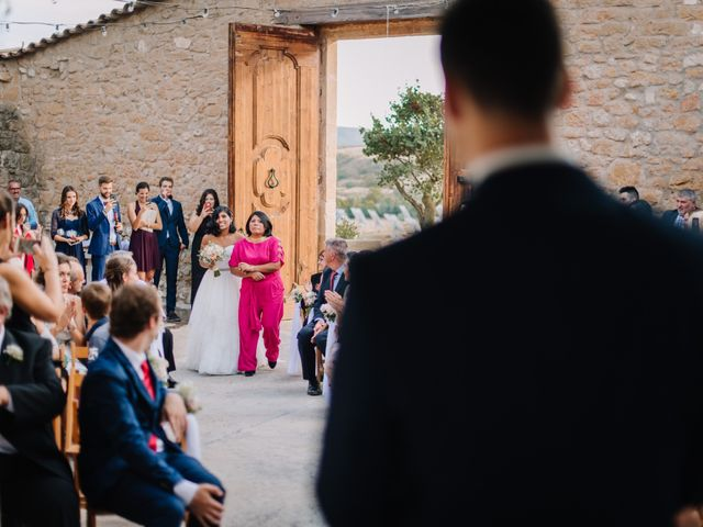 La boda de Abel y Adriana en Juneda, Lleida 34