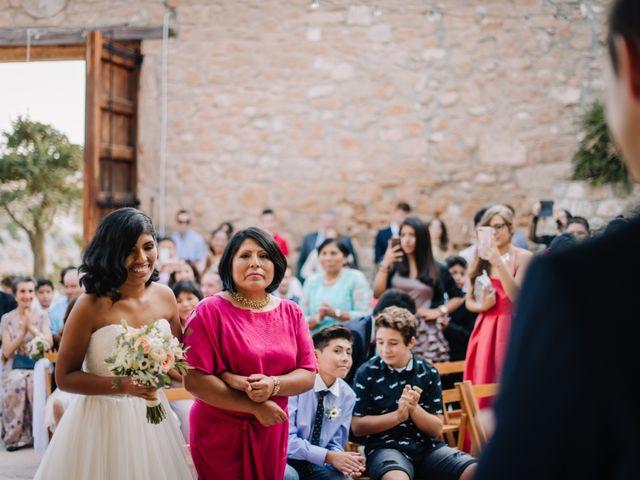 La boda de Abel y Adriana en Juneda, Lleida 35