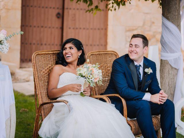 La boda de Abel y Adriana en Juneda, Lleida 38