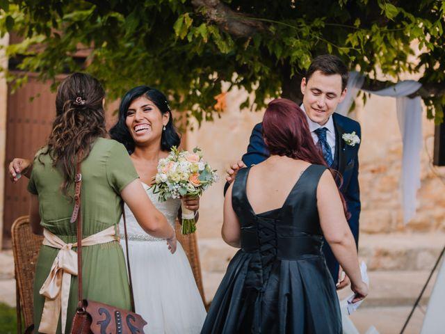 La boda de Abel y Adriana en Juneda, Lleida 40