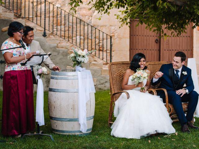 La boda de Abel y Adriana en Juneda, Lleida 42