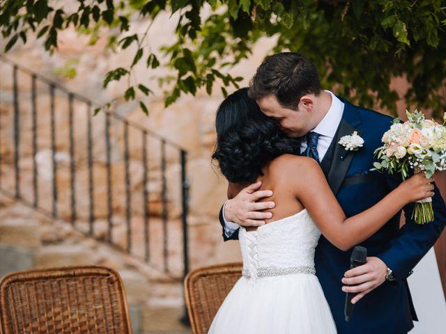 La boda de Abel y Adriana en Juneda, Lleida 45