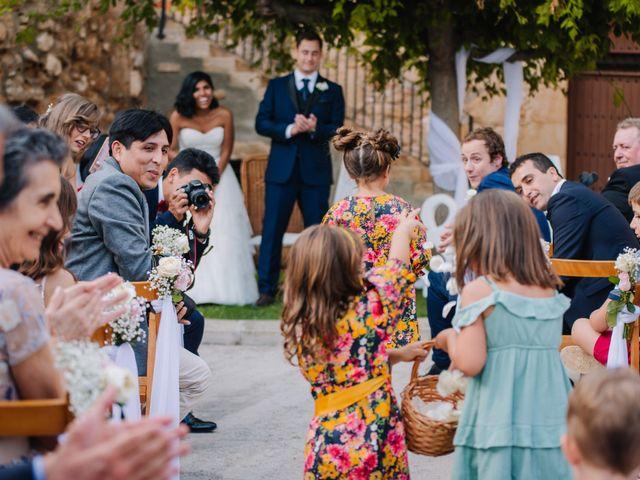 La boda de Abel y Adriana en Juneda, Lleida 47