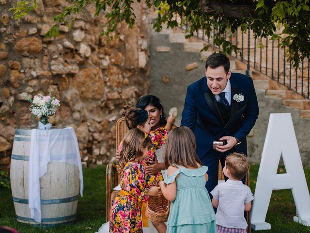 La boda de Abel y Adriana en Juneda, Lleida 48