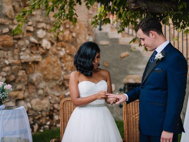 La boda de Abel y Adriana en Juneda, Lleida 51