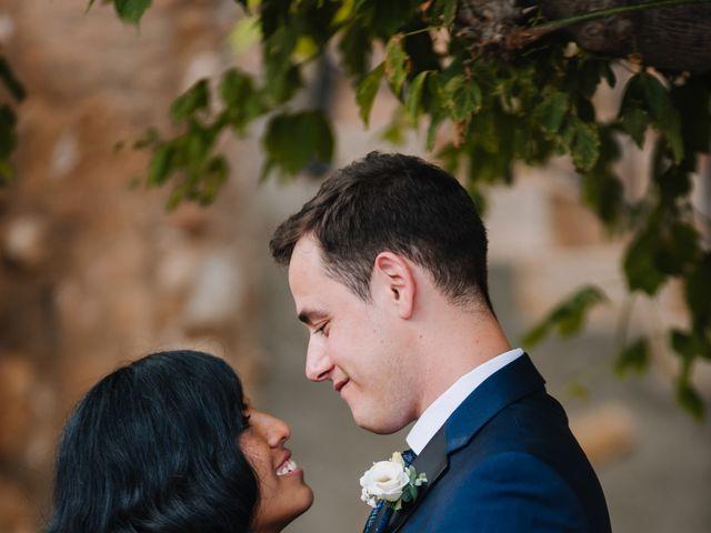 La boda de Abel y Adriana en Juneda, Lleida 53