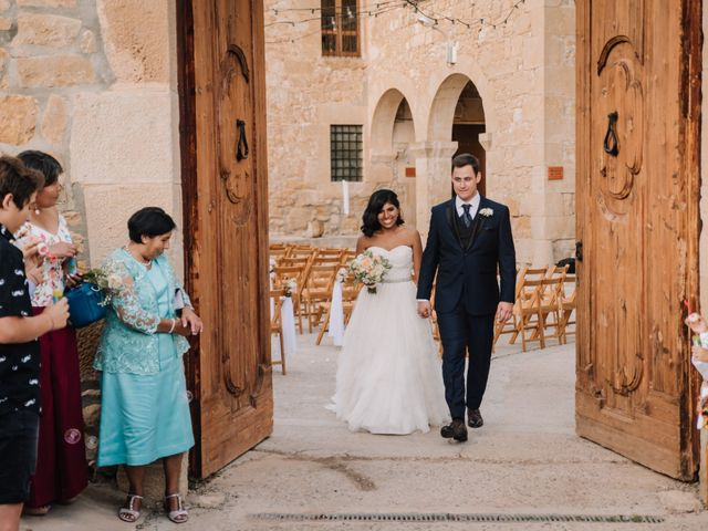 La boda de Abel y Adriana en Juneda, Lleida 54