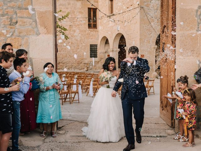 La boda de Abel y Adriana en Juneda, Lleida 55