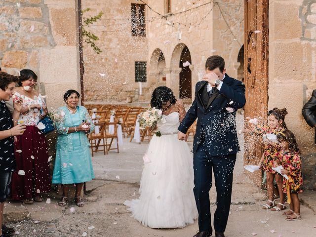 La boda de Abel y Adriana en Juneda, Lleida 56