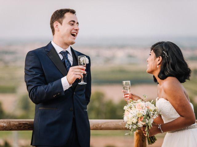 La boda de Abel y Adriana en Juneda, Lleida 59